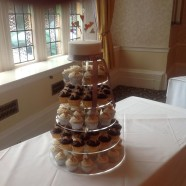 Cupcake Tiered Stand